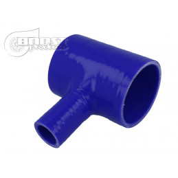 T silicone 54mm / 25mm / bleu