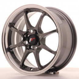 Jante Japan Racing JR5 Gun metal