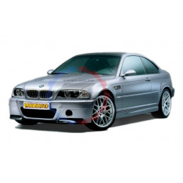 Silent bloc renforcé bmw E46 powerflex