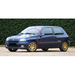 Silent bloc renforcé Renault clio williams powerflex