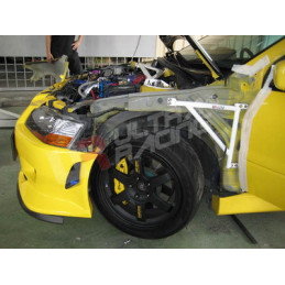 Mitsubishi EVO 7/8/9 Ultra Racing 3-Points renfort d'ailes