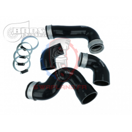 Kit durites silicone turbo...