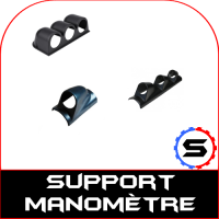 Support manomètre