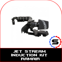 Jet stream induction kit RAMAIR
